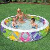 Bể bơi phao hơi hình tròn