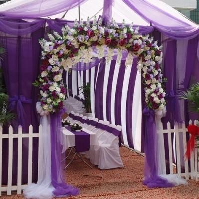 Cho thuê cổng hơi, khinh khí cầu, rối hơi rối bay, bàn ghế nhà bạt tổ chức sự kiện và đám cưới